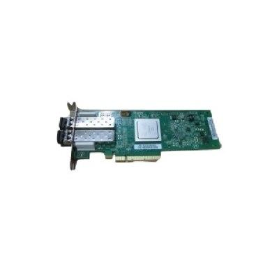 Qlogic 2562 Dual Channel 8Gb Optical Fiber Channel HBA PCIe Low Profile