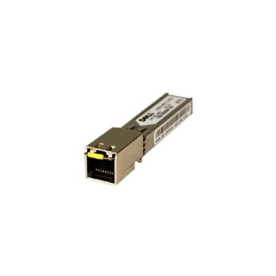 Dell Networking SFP Transceiver 1000BASE-T - up to 100 m