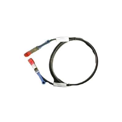 Dell Networking, Cable, SFP+ to SFP+, 10GbE, Copper Twinax Direct Attach Cable, 3 meter
