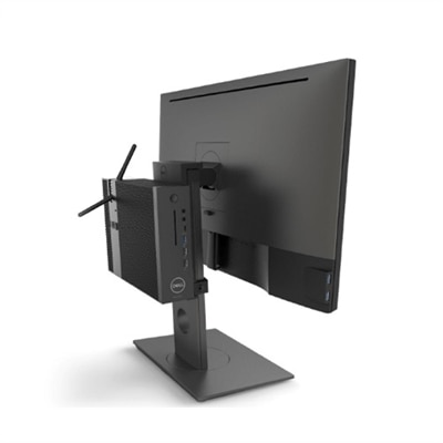 Monitor mount for Dell Wyse 5070 with P2417H, P2317H, P2217H, P2217