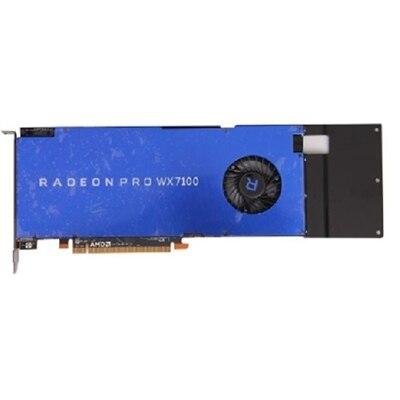 Radeon Pro WX 7100, 8GB, 4 DP, (Precision)(Customer KIT)