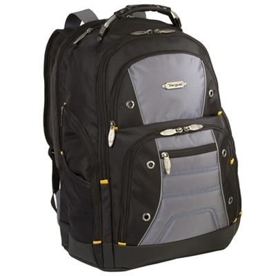 Targus Drifter II Laptop Carrying Backpack 17-inch - Black/Gray