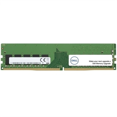 Dell Upgrade - 8GB - 1Rx8 DDR4 UDIMM 2400MHz ECC