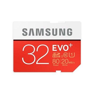 Samsung EVO Plus MB-MC32G - flash memory card - 32 GB - microSDHC UHS-I