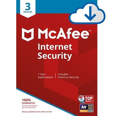 Download McAfee Internet Security 3 Device