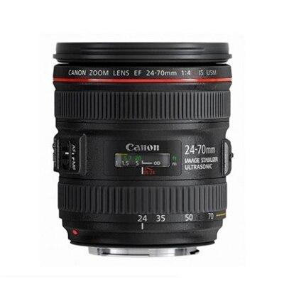 Canon USA EF 24-70MM F/4L Is Usm Standard Zoom Lens