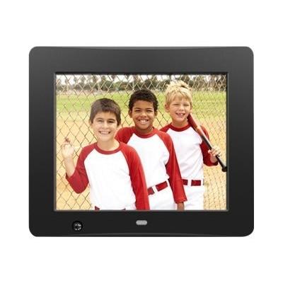 Aluratek ADMSF108F - Digital photo frame - flash 8 GB - 8