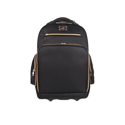 Sandy Lisa Malibu - Laptop carrying backpack/trolley - 17.3-inch
