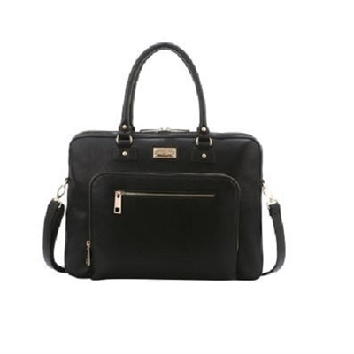 Sandy Lisa London - Laptop carrying case - 15.6-inch - black