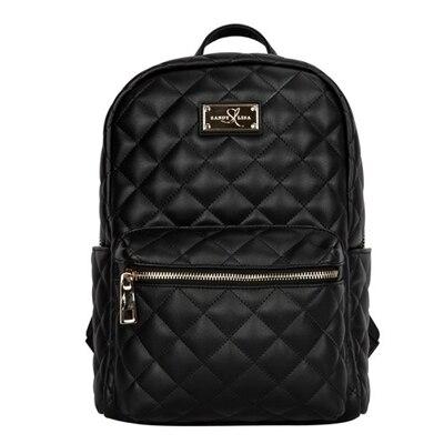 Sandy Lisa St. Tropez - Laptop carrying backpack - 15.6-inch - black