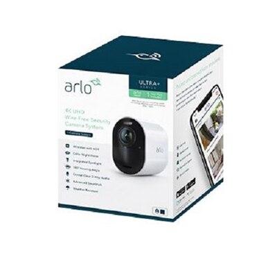 Arlo VMS5140 - Network surveillance camera - outdoor, indoor - color (Day&Night) - 4K - audio - wireless - Wi-Fi