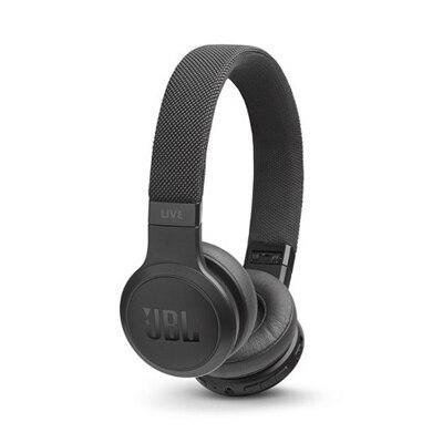 JBL LIVE 400BT - Headphones with mic - on-ear - Bluetooth - wireless - black