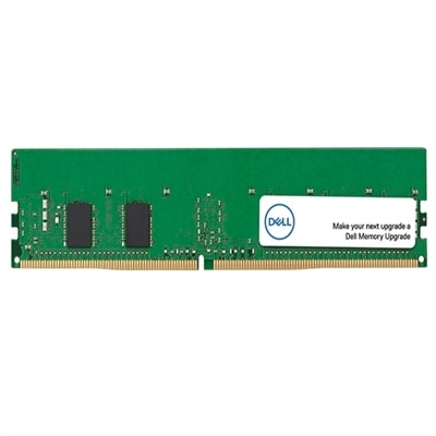 Dell Upgrade - 8GB - 1RX8 DDR4 RDIMM 3200MHz
