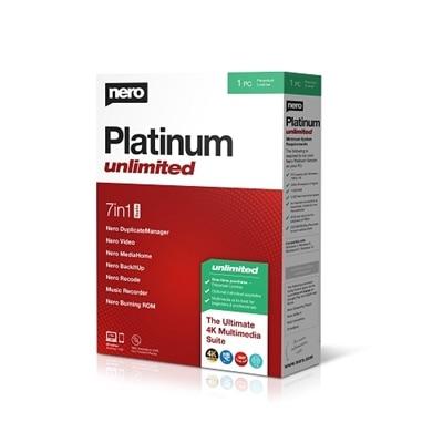 Download Nero Platinum Unlimited