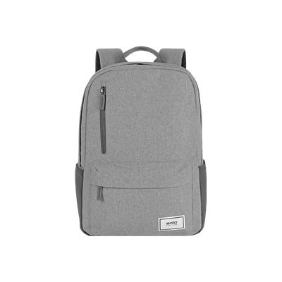 SOLO Urban RE:COVER - Laptop carrying backpack - 11-inch - 15.6-inch - heathered gray