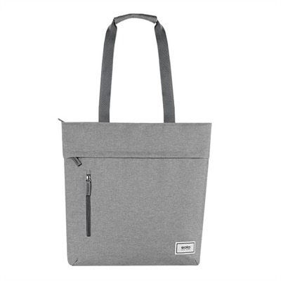 SOLO Re:cycled Collection Store - Laptop carrying backpack/tote - 11-inch - 15.6-inch - urban-cool gray