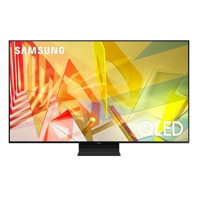 Samsung TV 65 Inch QLED 4K Ultra HD HDR Smart TV Q90T Series QN65Q90TAFXZA 2020