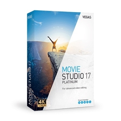 Download MAGIX VEGAS Movie Studio Platinum 17 ESD