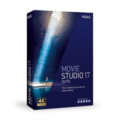 Download MAGIX VEGAS Movie Studio Suite 17 ESD
