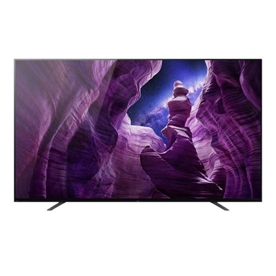 Sony 55 inch TV 2020 OLED 4K Ultra HD HDR Smart TV A8H Series XBR55A8H