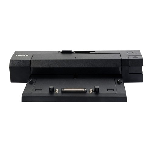 Dell Refurbished E-Port Plus Advanced Port Replicator with USB 3.0 - 130W external adapter