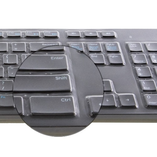 Custom Keyboard Cover For Dell Kb216p Km636 Kb216t Wk636p Keyboard Dell United States