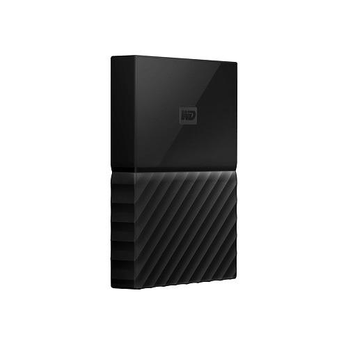 WD My Passport portable 1TB USB 3.0 external hard drive - Black. 1 ...