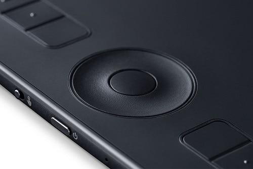 Wacom Intuos Pro Large - digitizer - USB, Bluetooth - black