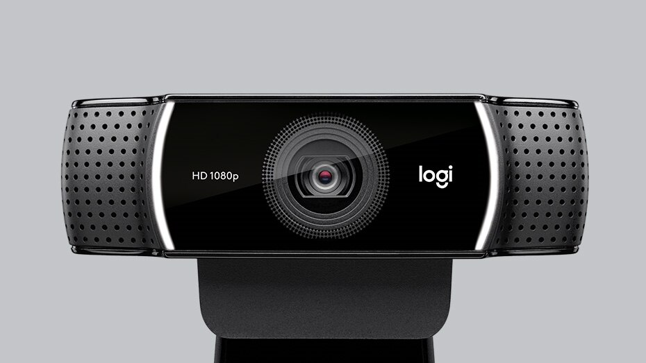 Logitech Pro Stream Webcam C922x - web camera | Dell USA