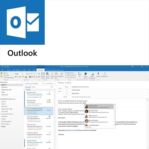 microsoft office 2019 home and business license