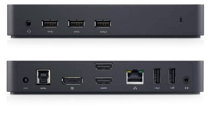 Docking Dell USB 3.0 D3100