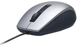 Dell Laser Mouse USB 6-Button Product Shot