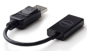 Dell-adapter – DisplayPort til HDMI 2.0 (4K)