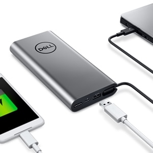 Dell Notebook Power Bank Plus - USB-C, 65 Wh - PW7018LC