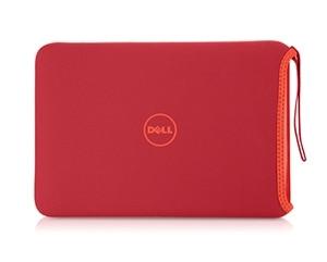 Funda Dell (S): apta para Inspiron de 11pulgadas (Rojo Tango)