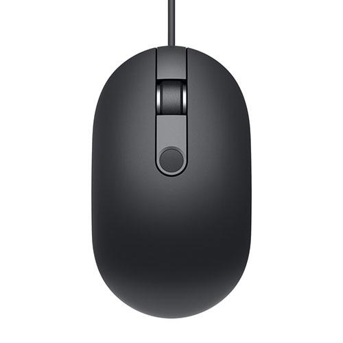 Ενσύρματο ποντίκι Dell με συσκευή ανάγνωσης δακτυλικού αποτυπώματος - MS819