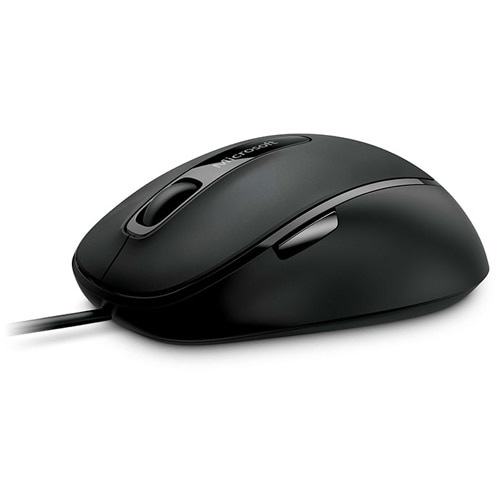 Microsoft Comfort Mouse 4500 - Mouse - optical - 5 buttons - wired