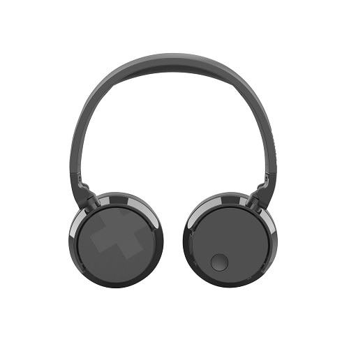 Philips Bass Tabh305bk Headphones With Mic On Ear Bluetooth Wireless Active Noise Cancelling Black Dell Canada