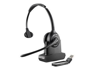 Plantronics Savi W745-M - 700 Series - headset - convertible