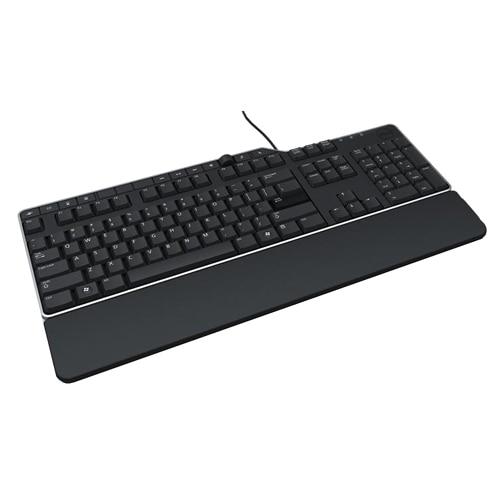 d347f1c51c0 Dell Multimedia Keyboard-KB216 - US International (QWERTY) - Black ...
