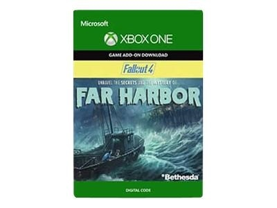 Fallout 4: Far Harbor - Xbox One Digital Code | Dell USA