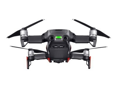 DJI Mavic Air Fly More Combo - Quadcopter - Wi-Fi - flame red