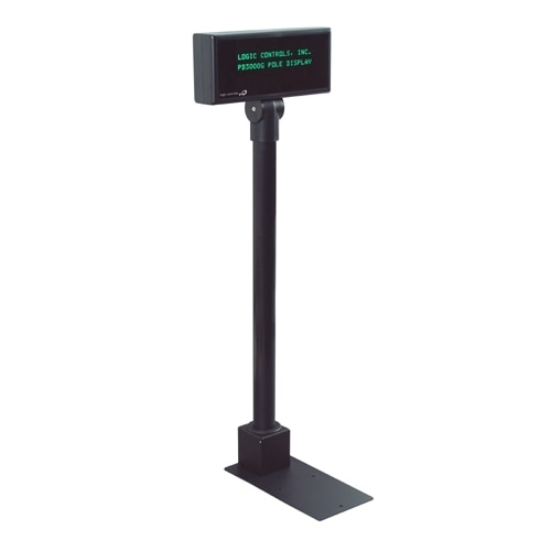 PD3900 Customer Pole display with OPOS/ JPOS Command Set - Black