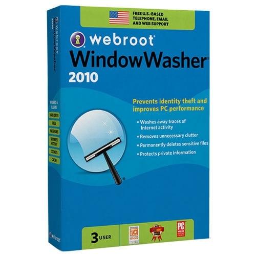 Free download webroot window washer.