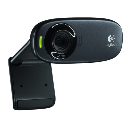Microsoft LifeCam HD-3000 - Web camera - color - 1280 x 720