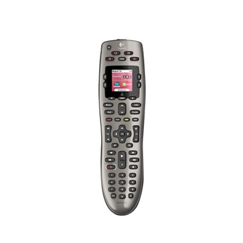 Logitech Harmony 650 Remote - Universal remote control - display - LCD - infrared