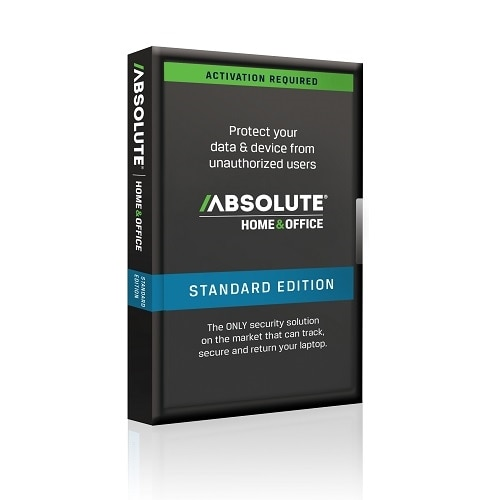 Absolute Software Home and Office Standard 4YR Subscription