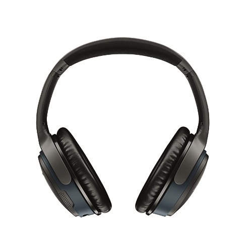 9dc9c0166d0 Bose SoundLink around-ear wireless headphones II - Headphones with mic -  full size - wireless - Bluetooth - black