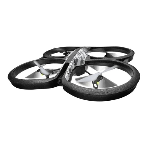 Parrot AR.Drone 2.0 Elite Edition - Quadcopter - USB, Wi-Fi - snow