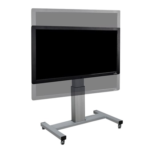 Datamation Systems DS-SCETA - Cart for LCD / plasma panel - screen size: 42-inch-100-inch